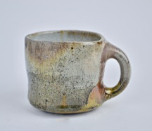 221-Andrew Sartorius- Two Tone 1 Wild West Virginia Clay Mug